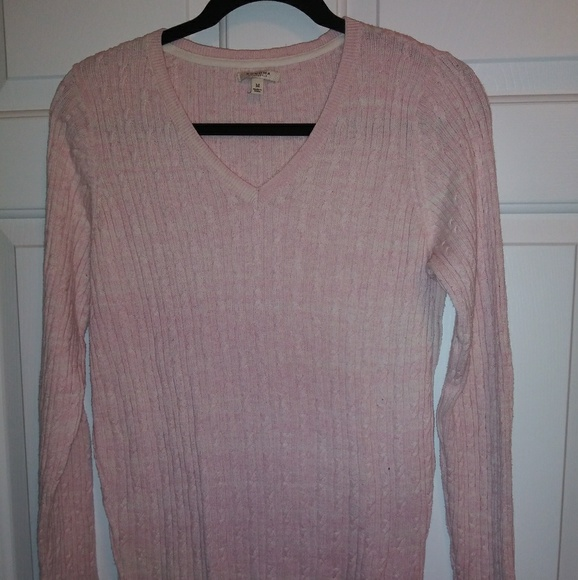 Sonoma Sweaters - Sonoma lighteright cable sweater size Med